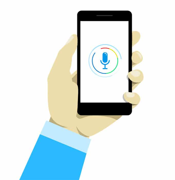 Voice Search Searched Marketing