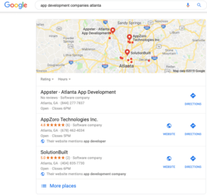 Google Local 3 Pack | Searched Marketing
